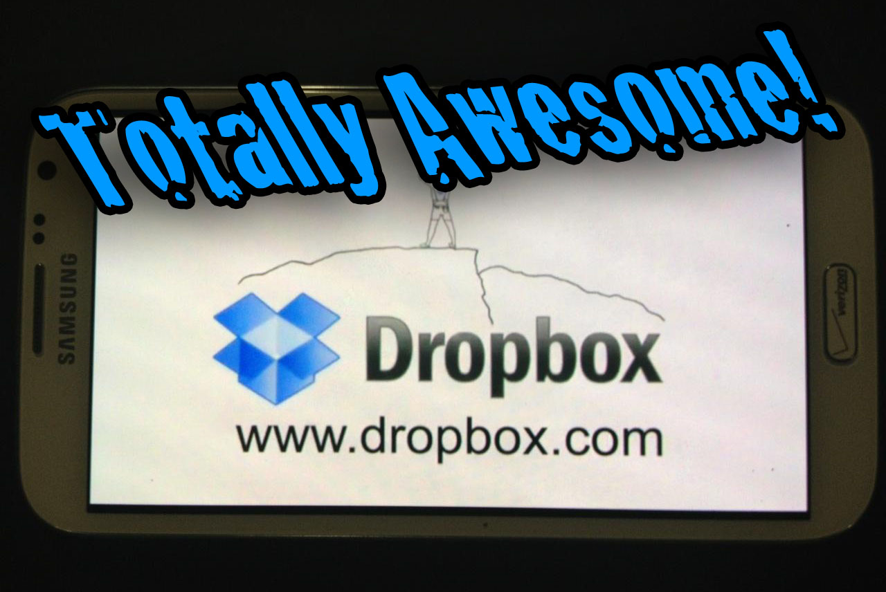 Dropbox is Awesome