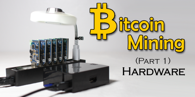 bitcoin mining hardware cloud