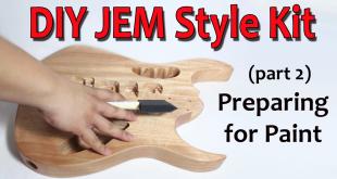 DIY JEM Kit (part2) Youtube Thumbnail