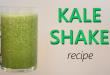Kale Shake Recipe