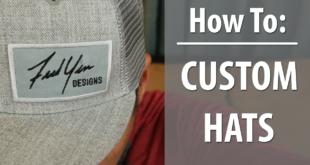 Making Custom Hats